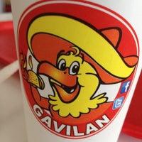 Photo taken at Tacos El Gavilan by Humberto on 9/18/2012