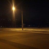 Photo taken at Сквер на Алымова by quirischa on 1/19/2013