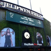 Photo taken at Providence Park by Neal R. on 7/4/2013