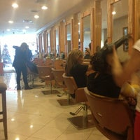Photo taken at Rizo's Beauty Salon by Jennifer J. on 12/22/2012