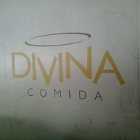 Photo taken at Divina Comida by Vladia F. on 11/4/2012