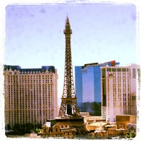 Photo taken at Paris Hotel & Casino by Nuno C. on 6/22/2013
