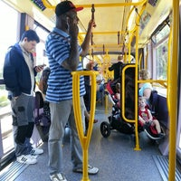 Photo taken at Beechwood Luas by Keith M. on 6/30/2014