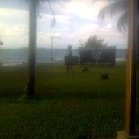 Photo taken at Villa Taverno, anyer by Robertus Tegar on 12/15/2012