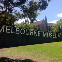 Photo taken at Melbourne Museum by Pongsarn T. on 2/7/2013