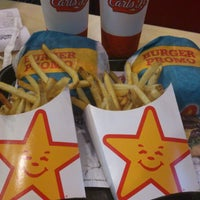Photo taken at Carl's Jr. by Darren C. on 6/23/2013