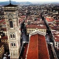 Photo taken at Cattedrale di Santa Maria del Fiore by Pietro_Cellini on 2/5/2013
