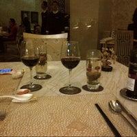 Photo taken at TABLE8 - Hotel Mulia Senayan, Jakarta by Albert O. on 1/24/2013