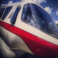Photo taken at Monorail Red by Adolfo C. on 9/29/2013