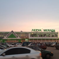 Photo taken at Леруа Мерлен by Anton S. on 11/30/2013