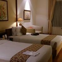 Photo taken at Arion Swissbel Hotel by Karimov on 12/16/2013