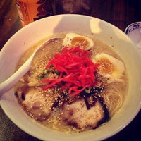 Photo taken at Monta Japanese Noodle House by Rob P. on 7/21/2013