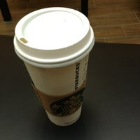 Photo taken at Starbucks by Joshua S. on 10/19/2012