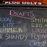 Photo taken at Plug Ugly's Publick House by The Baltimore Sun on 9/20/2012