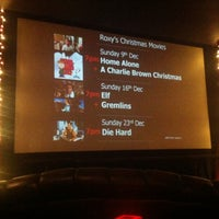 Photo taken at Roxy Bar and Screen by Claudio M. on 12/5/2012