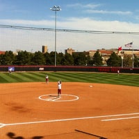 Photo taken at TTU - Rocky Johnson Field by Elvis M. on 4/13/2013