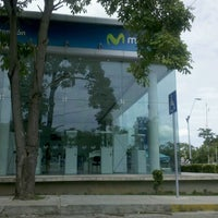 Photo taken at CAC Movistar by Mulder on 9/7/2013