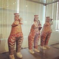 Photo taken at Museo de la Cultura Peruana by Yukino A. on 9/13/2013