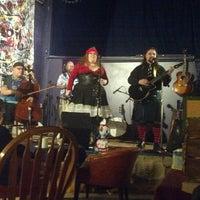 Photo taken at Matrix Coffeehouse by Anne M. on 12/15/2013