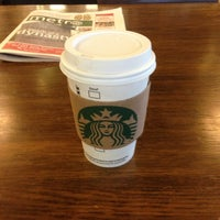 Photo taken at Starbucks by Paul T. on 3/28/2013