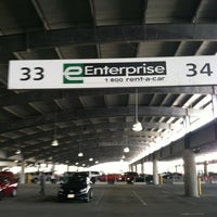 Photo taken at Consolidated Rental Car Facility by Bill on 3/25/2013