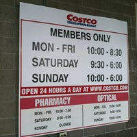 Photo taken at Costco Wholesale by Bill on 3/16/2013