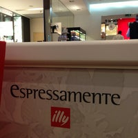 Photo taken at Espressamente illy by Aref on 3/6/2013