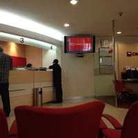 Photo taken at CIMB Bank by Shahzad A. on 5/21/2014