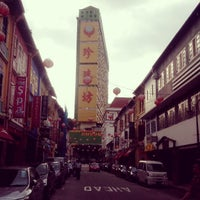 Photo taken at Chinatown by Edy Chua N. on 4/26/2013