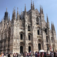 Photo taken at Piazza del Duomo by paolettayeah on 6/6/2013