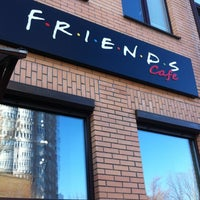 Photo taken at Friends Café by Marilen on 11/22/2012