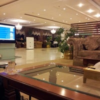 Photo taken at GVIP Lounge by Abdulaziz A. on 12/5/2012