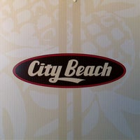 Photo taken at City Beach by Lisa S. on 7/12/2011