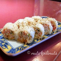 Photo taken at Little Brother Sushi by FoodGlossETC B. on 9/14/2012