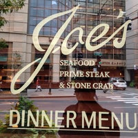 Photo taken at Joe's Seafood, Prime Steak & Stone Crab by Travel Jason's Way™ J. on 9/22/2012