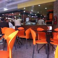 Photo taken at Panadería y Pastelería Villa La Trinidad by Eliud on 11/30/2012