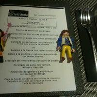 Photo taken at La Trobada by mercesori on 6/22/2013