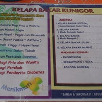Photo taken at Kelapa Bakar by Dion D. on 1/2/2013