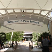 Photo taken at Palm Springs International Airport (PSP) by Julian J. on 5/3/2013