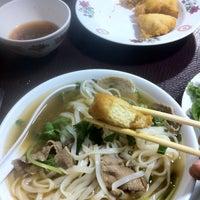 Photo taken at Hien Vuong Restaurant by Geoffrey V. on 10/23/2013