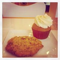 Photo taken at Sweet Surrender Cupcake & Cookie Cafe by John Paul R. on 9/22/2012