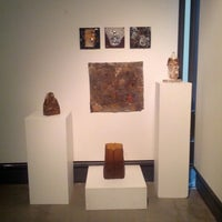 Photo taken at Regis Center for Art by Macey M. on 5/6/2014