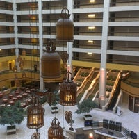 Photo taken at Renaissance Atlanta Waverly Hotel & Convention Center by Valori F. on 11/22/2012
