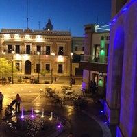 Photo taken at Plaza Bicentenario by Mario A. on 5/29/2013