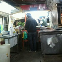 Photo taken at Tacos Talisman by Pp J. on 1/18/2013