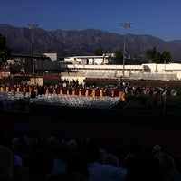 Photo taken at La Canada High School by Terry S. on 6/14/2013