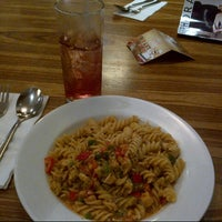 Photo taken at Capricciosa Pasta & Pizza by Lieya M. on 6/11/2013