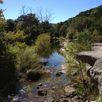 Photo taken at Balcones Canyonlands Preserve by Erica B. on 10/7/2013