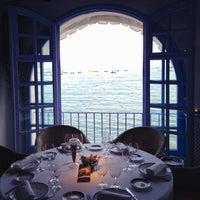 Photo taken at La Taverna del Mar by Olga on 7/21/2013