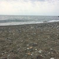 Photo taken at Дикий Пляж by Lera G. on 8/31/2014